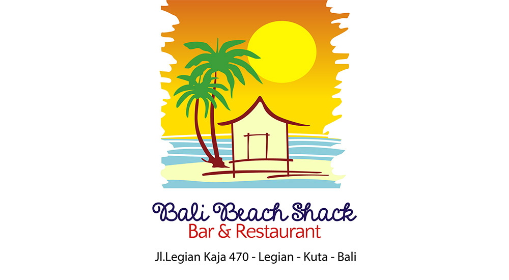 Bali Beach Shack Logo