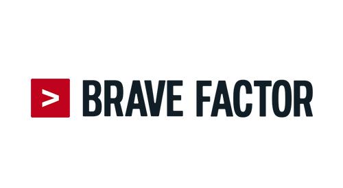 Brave Factor Logo