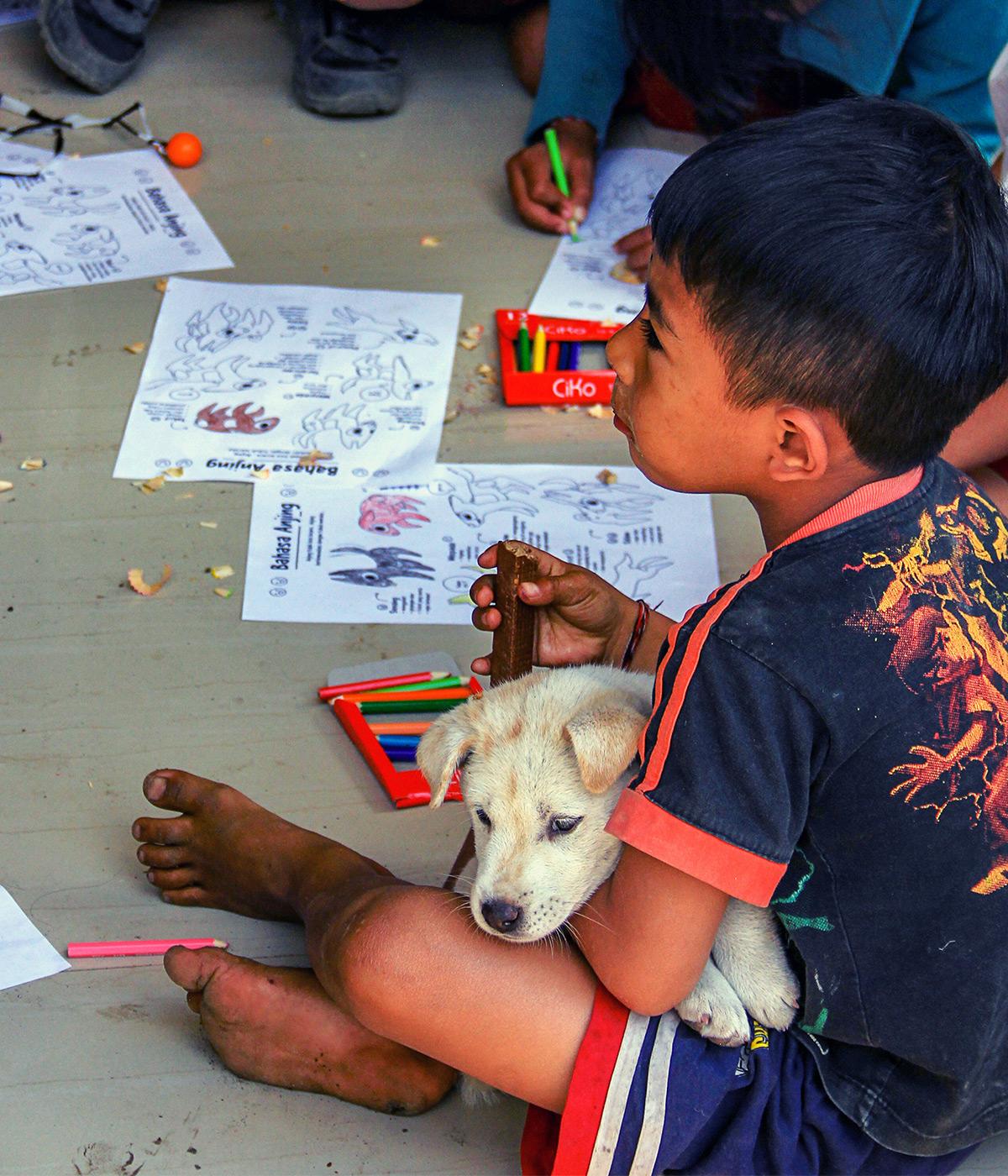 Bali Pet Crusaders Education in Bali