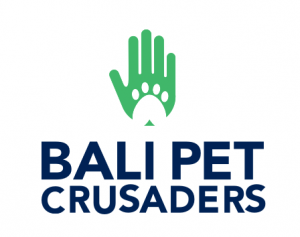Bali Pet Crusaders Logo